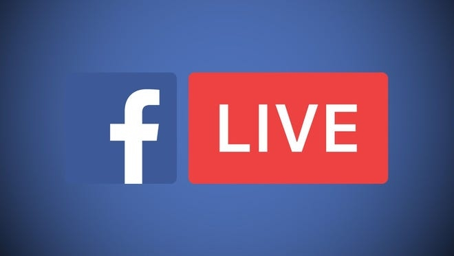 JOIN US FOR FACEBOOK LIVE SERVICES